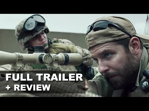 American Sniper Official Trailer + Trailer Review : Beyond The Trailer