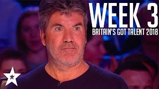 Download Lagu Britain's Got Talent 2018 | WEEK 3 | Auditions | Got Talent Global Gratis STAFABAND
