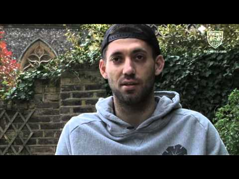 MNT in England: Clint Dempsey - Texas to the Thames