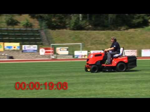 Profi-rasentraktor-rasenmÄher Toro Groundsmaster 4000d Diesel Allrad Top !! Rasenmäher Rasenmäher