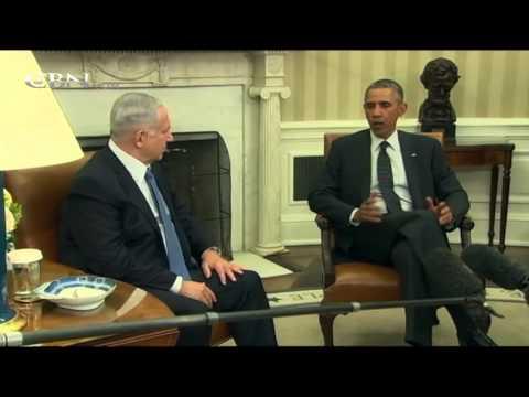 Obama, Netanyahu Address US-Israeli Tensions
