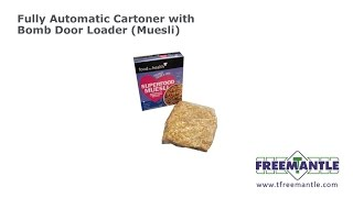 T Freemantle Ltd - Auto Cartoner with Bomb Door Loader Muesli