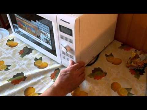 Как быстро приготовить в микроволновке - видео