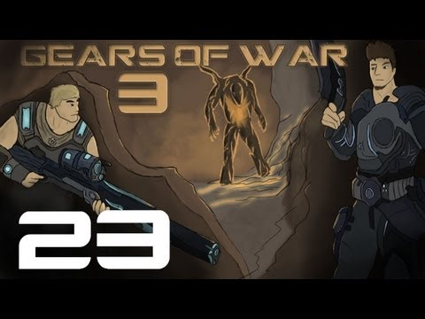 Gears of War 3 Reboot with ClashJTM Part 23 - Reboot the Reboot