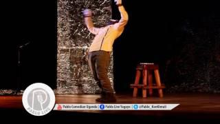 Pablo Live comedy show ft Nigeria