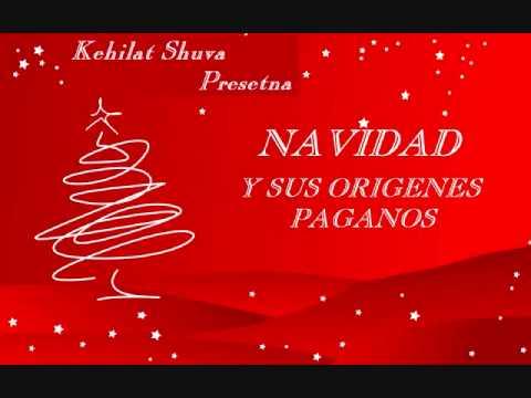 Navidad y sus Orígenes Paganos