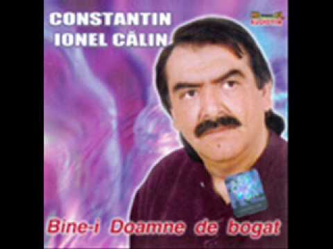 Constantin Ionel Calin  -  Au Doamne Ca Bine E video