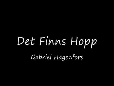 Tomas Hagenfors - Vem Har Skapat Livet