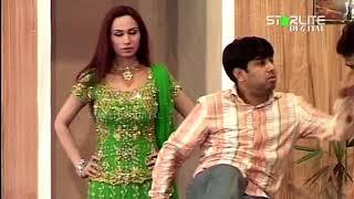 Best Of Deedar and Naseem Vicky New Pakistani Stage Drama Full Comedy Clip