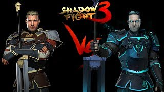 Shadow Fight 3 - Marcus vs Shadow Marcus