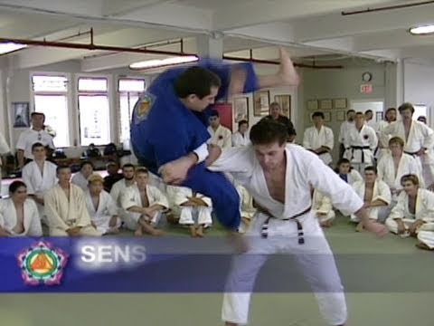 Quantum Jujitsu Demo with Sensei Jeremy Corbell Image 1