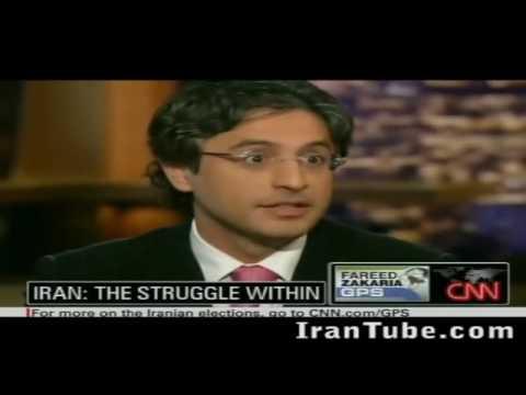 Fareed Zakaria GPS: Iranian Election 2009 Analysis of Political Dynamics in Iran Part 2