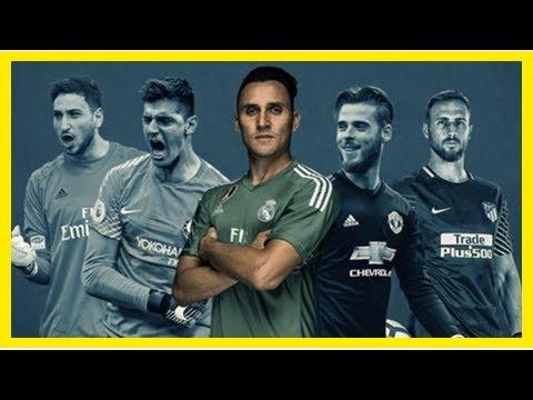 Noticias de última hora   Real Madrid: La semana fantástica de Keylor Navas   Goal.com thumbnail