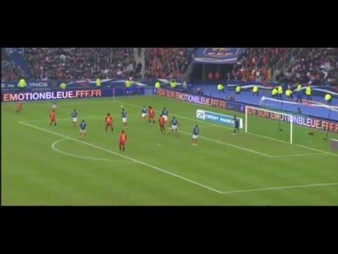 Thomas Vermaelen vs France