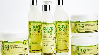 ORS OLIVE OIL for NATURALS REVIEW