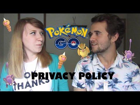 Pokemon Go Privacy Policy