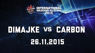 Video clip [26.11.2015] Dimajke vs Carbon [IWCA 2015]