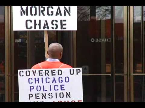 The conspiracy to cover-up the Chicago Police Pension Fund Abuse involved many. The $1000000 we uncovered was just an example of the abuse. Four years late...
