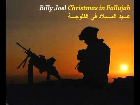 Billy Joel - Christmas In Fallujah