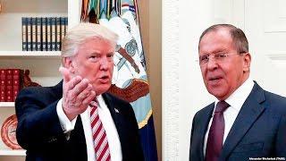 О чем договорились Трамп с Лавровым?   НОВОСТИ