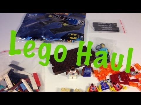 LEGO HAUL #225 3 orders from Bricklink follow up to Haul #216