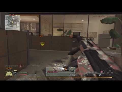 Modern Warfare 2 Multiplayer Search And Destroy (rush Series) Highrise - The Peeing Giant video