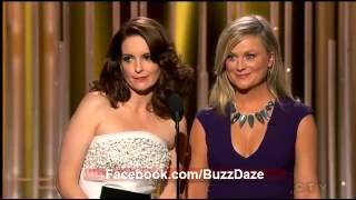 Golden Globes 2015 Monologue - Amy Poehler & Tina Fey - Full, NO ADS