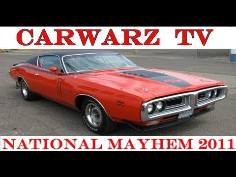 CarWarz TV - S1E1 - National Mayhem 2011