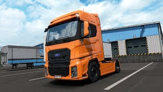 Euro Truck Simulator 2 - Ford F-Max V2.0 - Test Drive Thursday #205
