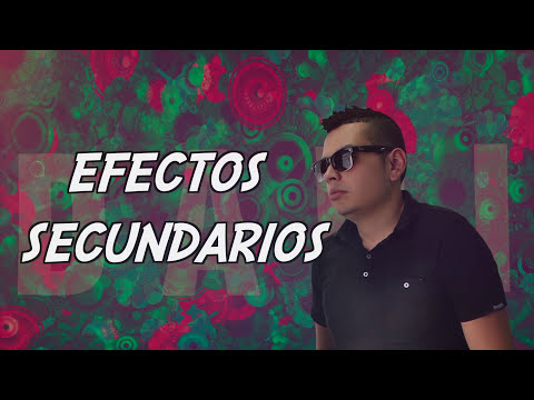 Dani y Magneto - Efectos Secundarios Remix ft. Landa Freak [Video lyric]