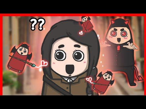 [상상극장] 엘리트 악마가 인간을 사랑하면 생기는 일😈|빨간토마토