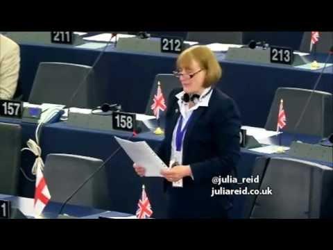 EU alone in saddling itself with stringent climate change targets - Julia Reid MEP