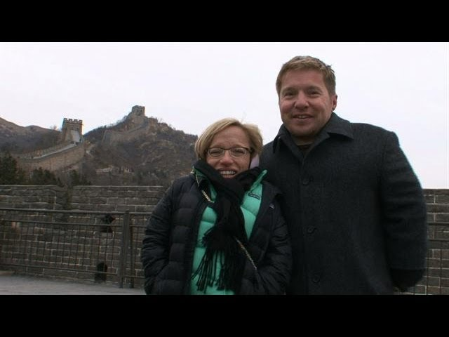 Little Couple Great Wall Bloopers | The Little Couple