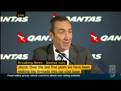 Alan Joyce Press Conference live 27/02/2014 - Questions Part 2