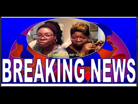 Breaking News:  Diamond and Silk see Media Trickery in the Polls