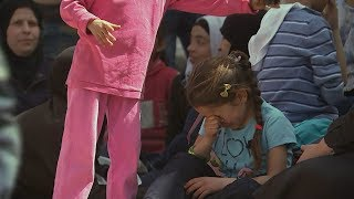 Britain pledges more Syria aid with millions in desperate need | ITV News