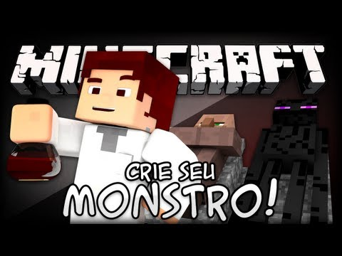 [MINECRAFT MOD] Crie seu Monstro! - The Necromancy