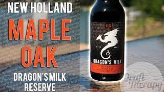 New Holland Brewing Co - Dragon's Milk Reserve Maple Oak