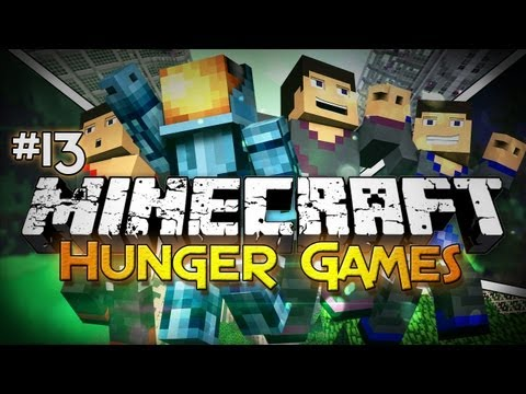 Minecraft: Hunger Games #13 - The False Notch!