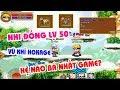 Làng Lá Phiêu Lưu Ký I Thánh Cày Nhi Đồng LV 50.....Vũ Khí Hokage Bá Nhất Cho Hệ Phong! thumbnail