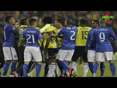 Colombia 1 Vs Brasil 0 - BACCA VS NEYMAR - Copa America 2015, Los Mejores Memes HD