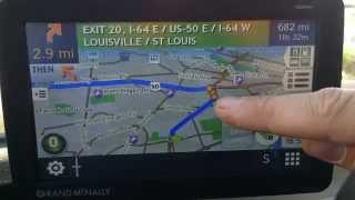 My Rand McNally TND 730 Basic Review and Use