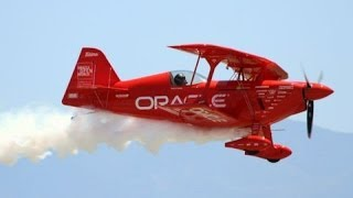 2014 Planes of Fame Air Show - Sean D. Tucker Oracle challenger III