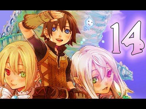 Rune Factory Frontier (Wii) Playthrough 【14】 : Uzuki's Arrival