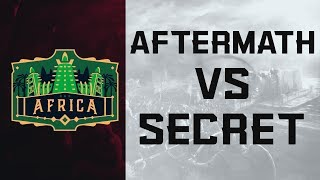 ECL Africa 3v3 - aM vs Secret [Semi-Final]