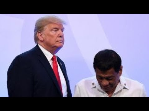 Trump 'briefly' brought up human rights in Duterte meeting