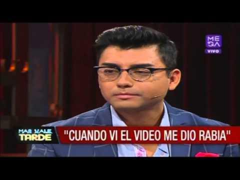 Andrés Caniulef y su conflicto con Yerko Puchento