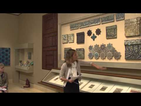 A Scholars' Day Workshop: Collecting Byzantine and Islamic Art Part 6