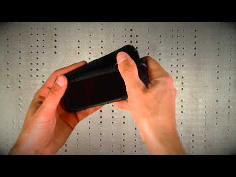 Capa Commuter Series iPhone 5 case installation instructions
