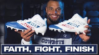 Dak Prescott On Mind Over Matter | My Cause My Cleats